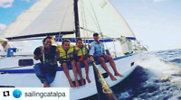 Models needed for sailing company advertisement!