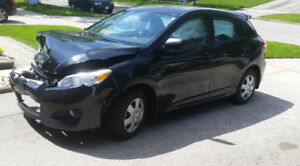 2010 TOYOTA MATRIX TOURING PACKAGE ONLY 91,000 KMS