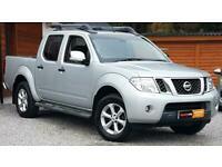 2014 Nissan Navara Double Cab Pick Up Tekna 2.5dCi 190 4WD PICK UP Diesel Manual