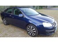 2008 Volkswagen Jetta 1.9 TDi 2keys, New MOT FSH Black Alloys