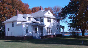 Historic Fox House in West Prince is For Sale to be Moved