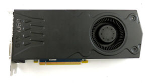 NVidia GeForce GTX 1060 - 6Gb