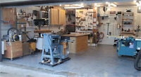 Looking for a wood working space in the community