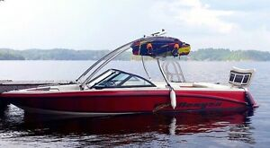 Ski and Wakeboard Boat