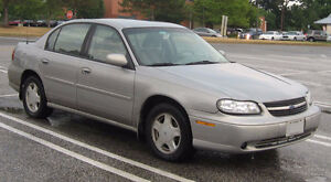 2000 Chevrolet Malibu LS Sedan - As Is