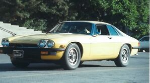 1977 Jaguar XJS Coupe (2 door)