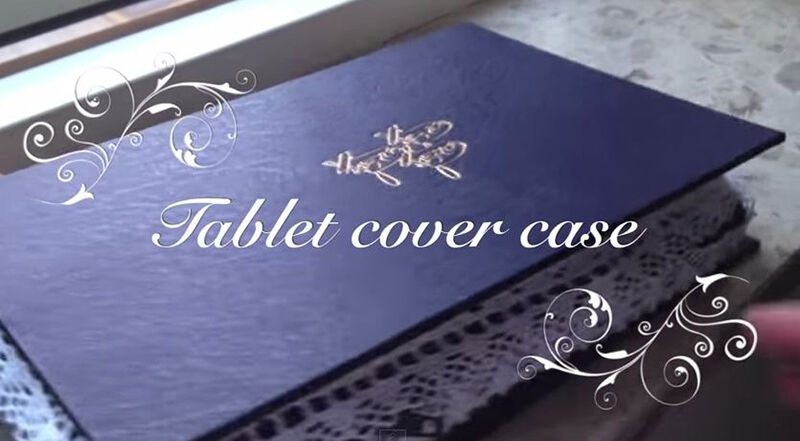 DIY Transforming old Books Into Stylish Tablet Cover Cases | eBay