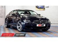 2005 55 BMW 6 SERIES 5.0 M6 2D 501 BHP