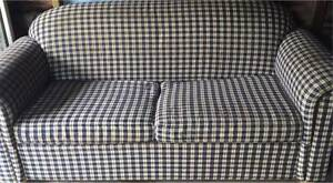 Fold Out Sofa Couch. Mortdale Hurstville Area Preview