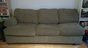 Hide-a-bed / pullout couch $150 OBO