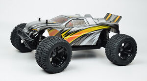 Brand New RC Car 1/10 HBX WARHEAD Off-Road Truggy Monster Truck