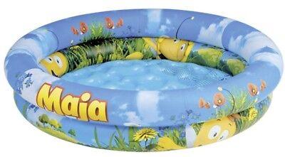 Happy People 16302 Biene Maja Babypool Planschbecken Kinder-Pool Bade-Pool