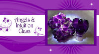ANGELS & INTUITION CLASSES - Connect with Your Inner Guidance