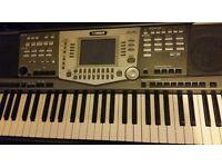 Yamaha Keyboard PSR1000.