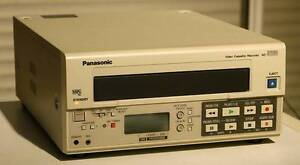 Panasonic AG-5260 Professional VHS Player/Recorder West Hoxton Liverpool Area Preview