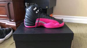 Deadly Pink Jordan 12s