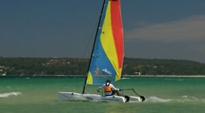 2011 HOBIE CAT-NEVER SEEN WATER