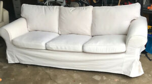 IKEA Couch with removable cover.