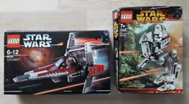 Lego Star Wars 6205 & 7250 Bundle Job Lot 100% Complete