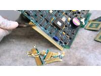Job Part Time Scrap Gold Recovery Sim Cards CPU