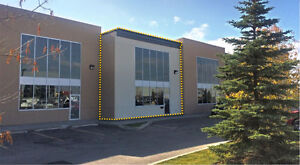 Industrial Bay for Sale in SE Calgary (2,269 SF)