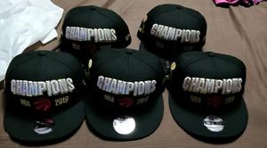 **BRAND NEW** Raptors championship Hat Snapback 2019✓✓