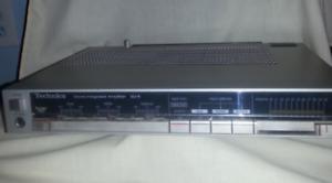 Technics Integrated AMP