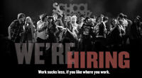 School of Rock Studio Coordinator/Front Desk Administrator