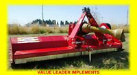 """3 point hitch Flail Mowers 48"""",  with 2yr. warranty"""