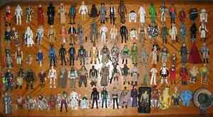 Looking for vintage star wars figures!