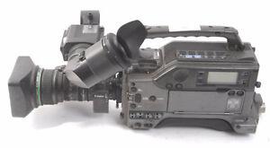 REDUCED $900 OBO Sony DSR-500-WSP Digital Camcorder/Canon Lens Regina Regina Area image 2