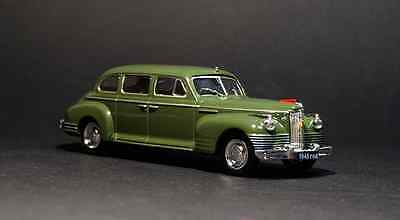 1:43 • ZIS-110 Green • Soviet Limousine • Diecast model • Packard 180 USSR for sale  Shipping to United States
