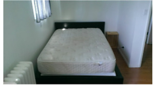 2 Double Mattresses - Mint Condition