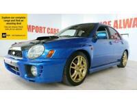 Subaru Impreza 2.0 WRX STi SOUGHT AFTER BUGEYE FACTORY FORGED ENGINE RUST FREE