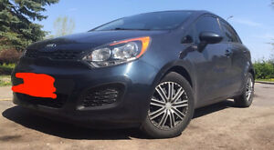 2014 Kia Rio LX+ Hatchback (Will accept 0% financing)