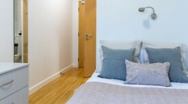 STUDENT ROOM TO RENT IN COLCHESTER WITH 3/4 DOUBLE BEDROOM, PRIVATE BATHROOM,ROOM, WARDROBE.