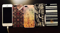 Iphone 5 16G white & cases