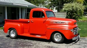 1950 Mercury Pick Up Fully Restored