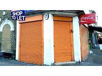 Shop To Let in Vicarage Lane Stratford