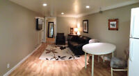 Why stay in a hotel? 1 BDRM Furnished Suite- U of S walking dist
