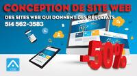Conception site web - Site interne HÉBERGEMENT GRATUIT