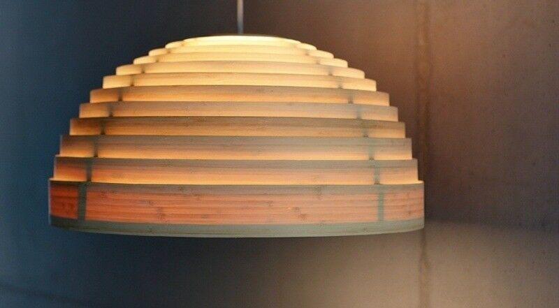 Design Ay Illuminate : Ay illuminate lump design natural bamboo pending lamp size