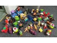Large collection of McDonald's Toys From 2003