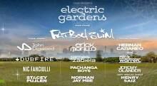 Electric Gardens Ticket! Berwick Casey Area Preview