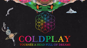 ★★ WOW COLDPLAY MARDI 8 AOUT 2017 4 x PARTERRE/FLOOR MM 450$ ★★