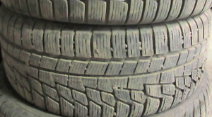 17 inch tires —2 of them—225-45-17(85 PERCENT TREAD) They are No