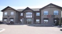 Professional Office Space For LEASE in Sylvan Lake With Hwy Exp