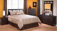 LORD SELKIRK FURNITURE - INCLUDES FREE* QUEEN MATTRESS