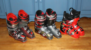 High quality ski boots Salomon Atomic Rossignol 24 26 27 .5