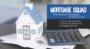 NEED A MORTGAGE??? LET US HELP!!!